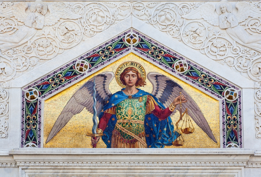 detailed-mosaic-of-michael