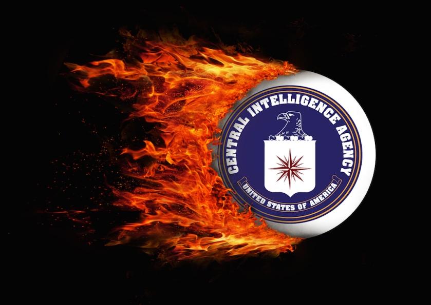 CIA-Symbol Of Power