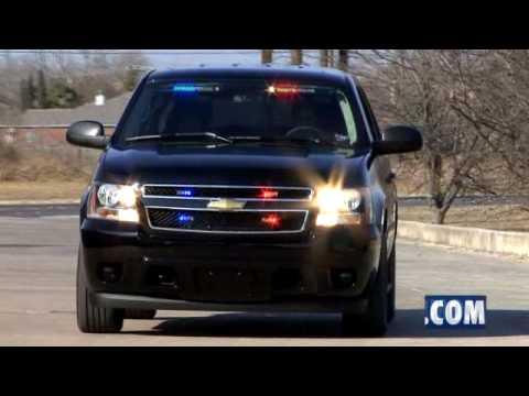 Secret Service Vehicle